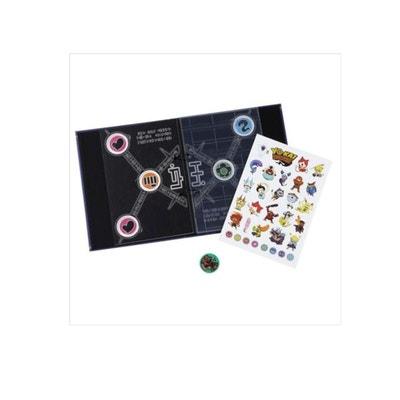 Yo-Kai Saison 2 : Album de collection Médallium Yo-Kai Saison 2 : Album de collection Médallium HASBRO