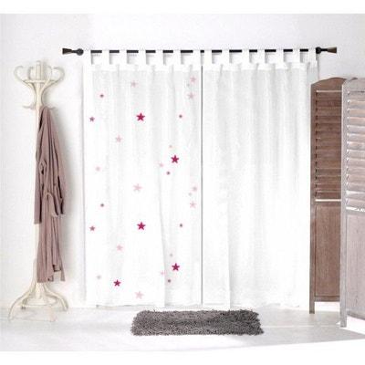 voilage etoile la redoute. Black Bedroom Furniture Sets. Home Design Ideas