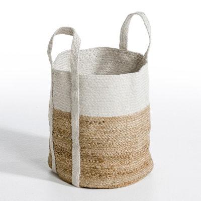Tabea Jute Basket, Small, Height 35cm Tabea Jute Basket, Small, Height 35cm AM.PM.
