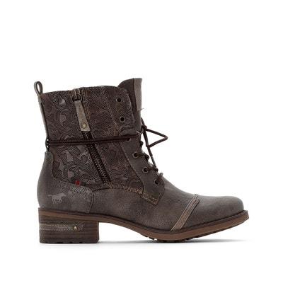femme shoes Redoute La Mustang Chaussures qCnfdgxOwx