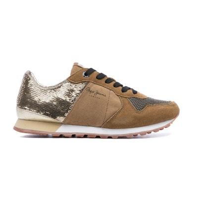 La Chaussures Jeans Pepe Redoute Femme U6qw6t4nO