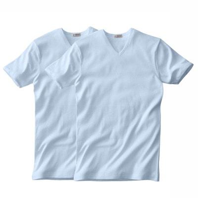T-shirt EMINENCE col V manches courtes (lot de 2) T-shirt EMINENCE col V manches courtes (lot de 2) EMINENCE