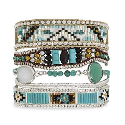 Bracelet femme bleu Lagune HIPANEMA