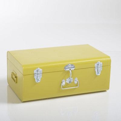 malle jaune la redoute. Black Bedroom Furniture Sets. Home Design Ideas