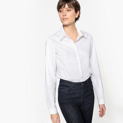 Bluse mit langen Ärmeln, personalisierbar Bluse mit langen Ärmeln, personalisierbar LA REDOUTE X J F D