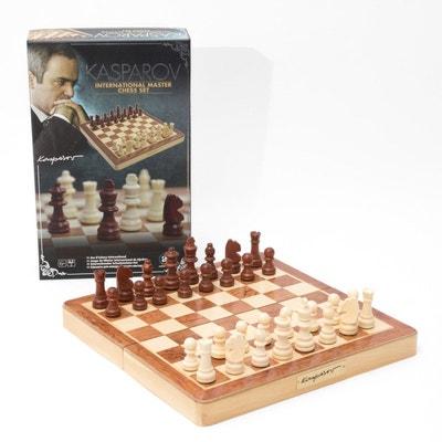 Jeu d'échecs international Kasparov FRANCE CARTES