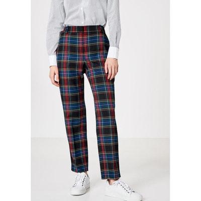 Ecossais La Redoute Pantalon Femme Solde En ngSxTO8