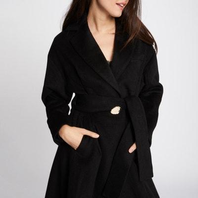 Пальто длинное с застежкой на пуговицы, демисезон Пальто длинное с застежкой на пуговицы, демисезон MORGAN