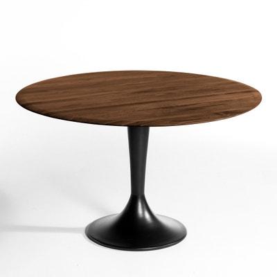 Ripiano del tavolo in noce massello Ø120 cm, Hisia Ripiano del tavolo in noce massello Ø120 cm, Hisia AM.PM.