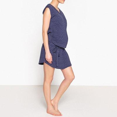 Chemise de nuit de maternité Chemise de nuit de maternité La Redoute Collections