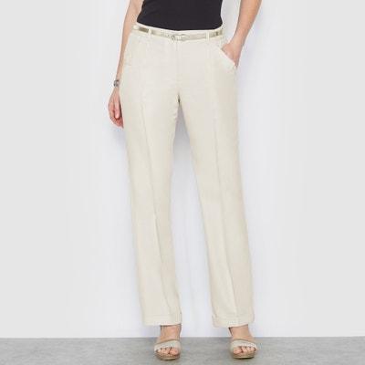 Pantaloni, microfibra effetto manopesca ANNE WEYBURN