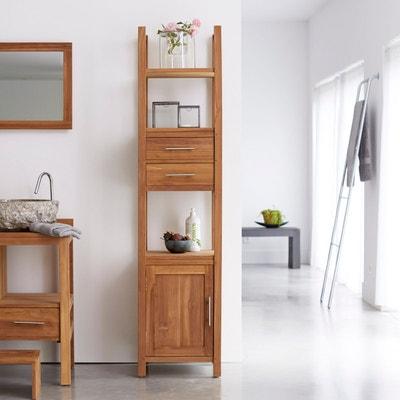 Armoires et colonnes de salle de bain en solde | La Redoute