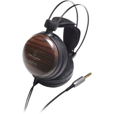 Casque Arceau Hi-Res AUDIO TECHNICA ATH-W5000 AUDIO-TECHNICA