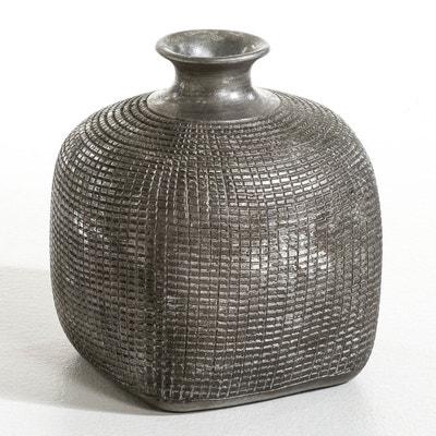 Vase sculpture terre cuite Kenza Vase sculpture terre cuite Kenza AM.PM.