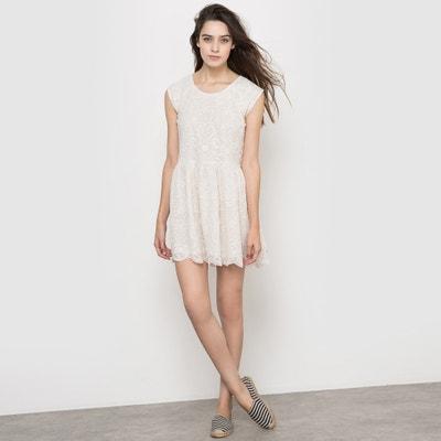 Embroidered Mini Dress Embroidered Mini Dress LE TEMPS DES CERISES