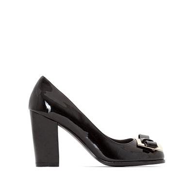 Gelakte pumps, brede voet, 38-45 CASTALUNA