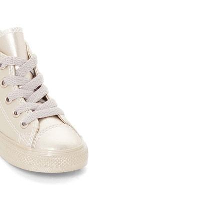 Zapatillas de caña alta CTAS Metallic Leather Hi CONVERSE
