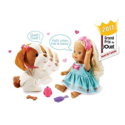 Poupée et chien Little Love : Lou joue avec son toutou Poupée et chien Little Love : Lou joue avec son toutou VTECH