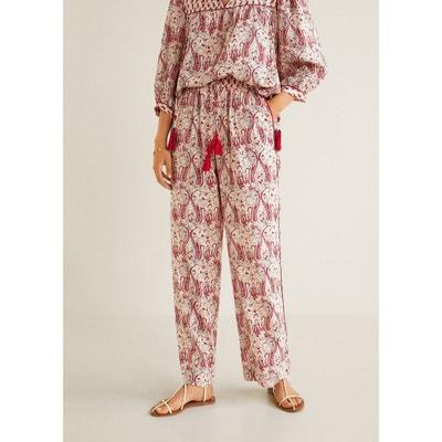 Pantalon femme Mango en solde   La Redoute 26ebb6564d3f