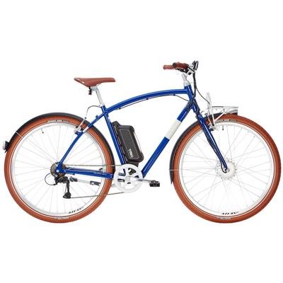 Kingman - Vélo de ville électrique - bleu ORTLER