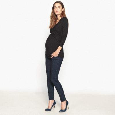 Vaqueros de embarazo corte skinny Vaqueros de embarazo corte skinny La Redoute Collections