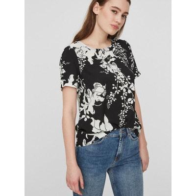 Tee shirt manche courte femme (page 22)  La Redoute 71c85b9b47b1