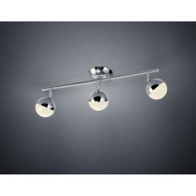 Plafonnier design LED- trois spots- Chris TRIO