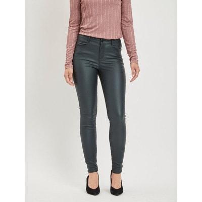 Jean skinny Enduit Jean skinny Enduit VILA 934d7a21c67b