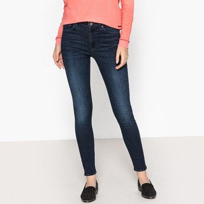 bd0127f30b245 32 Jean slim taille haute, long. 32. MAISON SCOTCH