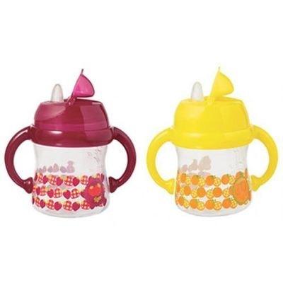 TIGEX Tasse anti-fuite sans BPA 180 ml TIGEX
