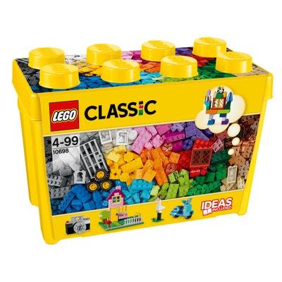 Pudełko kreatywnych klocków deluxe 10698 Pudełko kreatywnych klocków deluxe 10698 LEGO BRIQUES