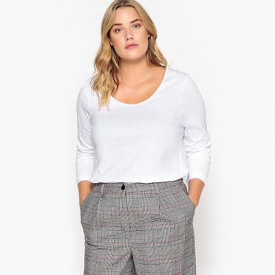 2er-Pack Shirts, runder Ausschnitt, lange Ärmel CASTALUNA