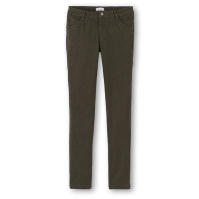 Pantalon slim 10-16 ans Pantalon slim 10-16 ans La Redoute Collections