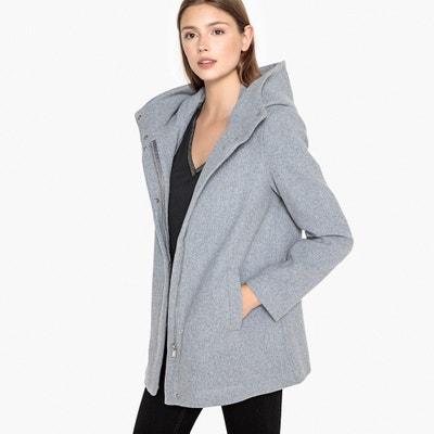 Mantel mit Stehkragen, Woll-Mix Mantel mit Stehkragen, Woll-Mix VERO MODA