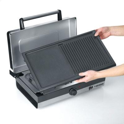 grille barbecue inox en solde la redoute. Black Bedroom Furniture Sets. Home Design Ideas