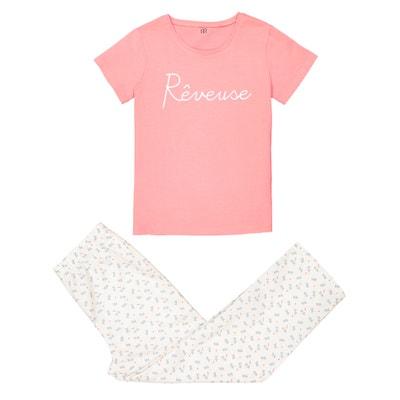 Pijama em algodão, 3-12 anos La Redoute Collections
