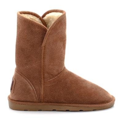 Carmen Leather Boots Carmen Leather Boots LES TROPEZIENNES PAR M.BELARBI