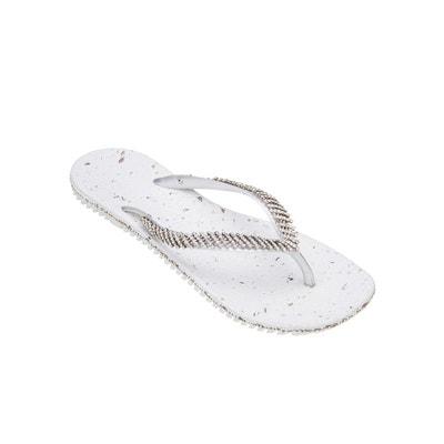 Tongs femme Eco Luxury V Blanc AMAZONAS 29fe6ea10dfd