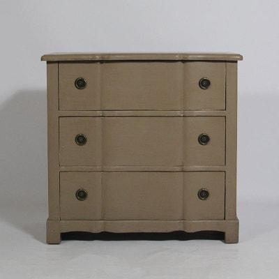 commode taupe en solde la redoute. Black Bedroom Furniture Sets. Home Design Ideas
