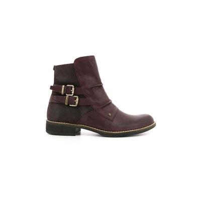 Solde La Chaussures Kickers En Femme Redoute StYnU