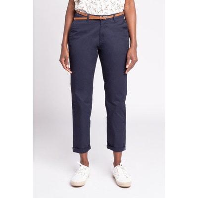 Pantalon chino uni CACHE-CACHE