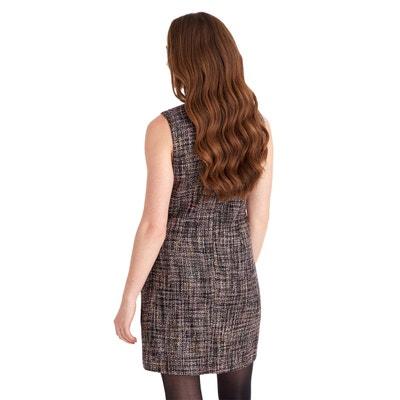 Robe fourreau élégante avec motifs rétro pour femme JOE BROWNS