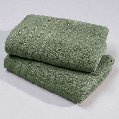 Asciugamano spugna 600 g/m², confezione da 2 Asciugamano spugna 600 g/m², confezione da 2 La Redoute Interieurs