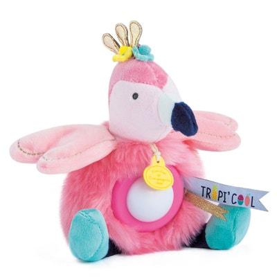 Flamingo-Nachtlicht Tropi'COOL DOUDOU ET COMPAGNIE