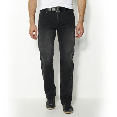 93e0721944b39 Jean confort taille élastiquée spécial grand Jean confort taille élastiquée  spécial grand CASTALUNA FOR MEN