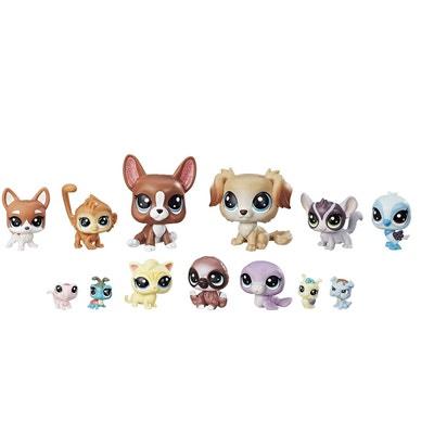 Figurines Petshop Mes copains : Pack de 13 Petshop HASBRO