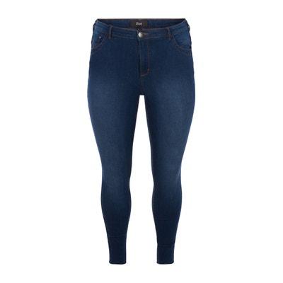 Cropped-Jeans, schmale Passform Cropped-Jeans, schmale Passform ZIZZI