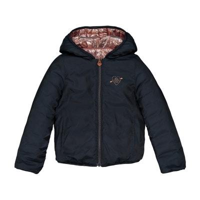 Reversible Padded Jacket, 3-14 Years Reversible Padded Jacket, 3-14 Years IKKS JUNIOR