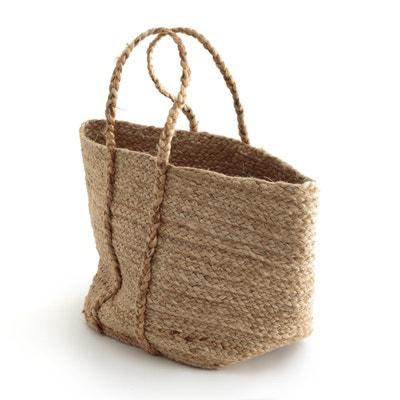 Naturalle 100% Jute Shopping Bag La Redoute Interieurs