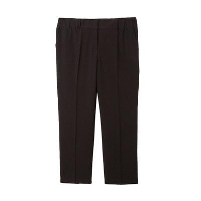 Pantaloni da città straight CASTALUNA
